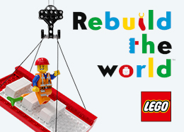 LEGO® Rebuild the World